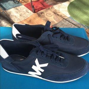 Authentic MK tennis shoes